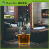 China manufacturer glass large tumbler whiskey glass