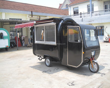 Movable food carts motrocycle food truck motorcycle truck for sale