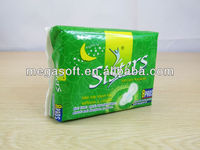 285mm Sanitary Napkins Hot Selling Sanitary Napkin Sanitary Pad in Africa Manufacture in China