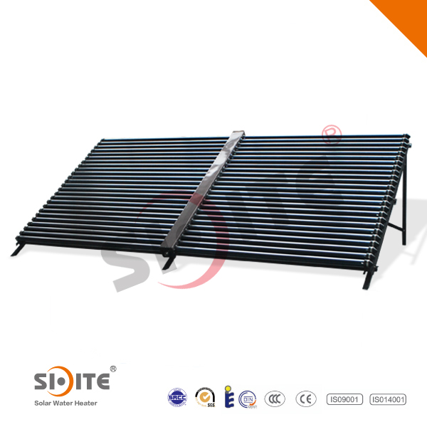 2014 New China SC-V high quality Solar Project Non-pressurized Vacuum Tube super Solar Collector of sidite