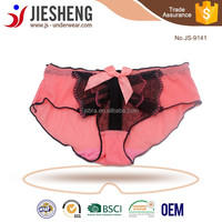 Lovely Young Girl Sexy Wholesale Women Panties for Bulk Order JS9141