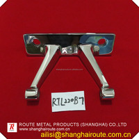 Two arm 304/316 stainless steel rib glass spider for curtain wall system