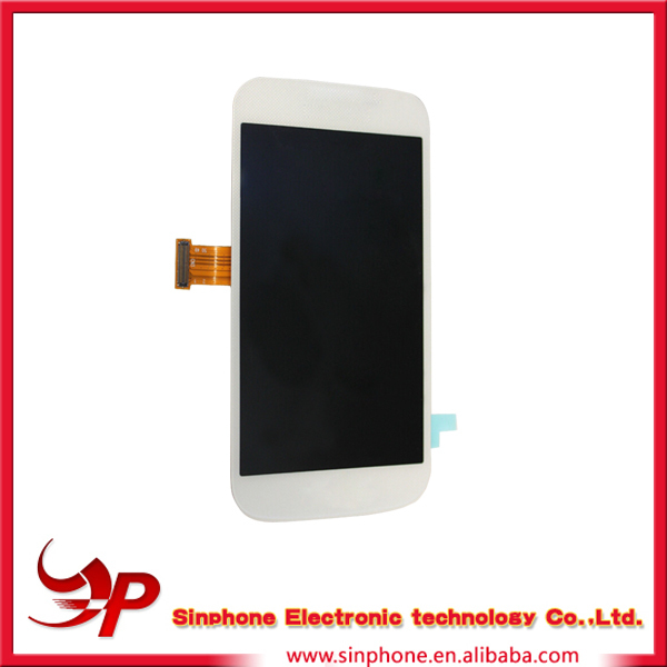 White LCD Screen Assembly for Samsung Galaxy S4 Mini GT-i9190 GT-i9192 GT-i9195