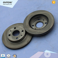 Front Brake Disc for Toyota Daihatsu M3 2005 Elf 06Year 43512-B1040/43512-B1050/43512-B2040/43512-97202 Auto Parts