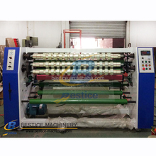 1600 type scotch tape slitting and rewinding machine