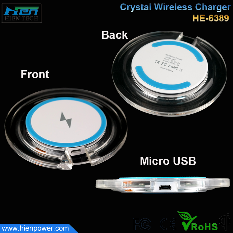 New universal letv le 1s wireless charger fantasy charger
