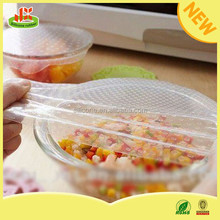 New arrival silicone food grade cling wrap cling film jumbo roll