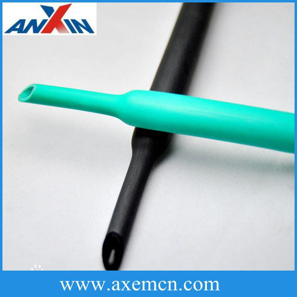 Flame resistance PVC heat shrink tube