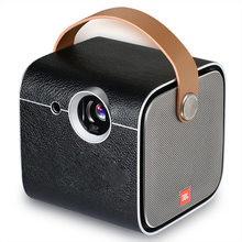 Smart Wireless Portable LED Projector with Home & Outdoor Theater
