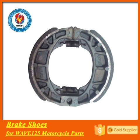 CG motorcycle spare brake shoes lifan body parts