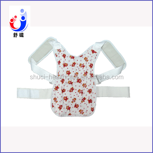 SHUCI Children Back Support Belt / Back Posture Strap / Posture Sport Back