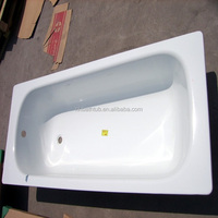 standard drop in steel bathtub under high quality and reasonable price