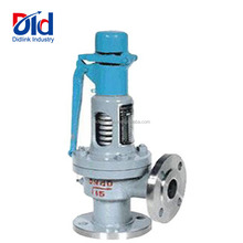 Boiler Relief Surface Spring Loaded Low Lift Type Lever Hydraulic Safety Valve Specification