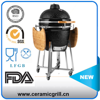 Doner Kebab Grill Machine Smoked Chicken 21 Inch BBQ Grill Rotary BBQ Grill