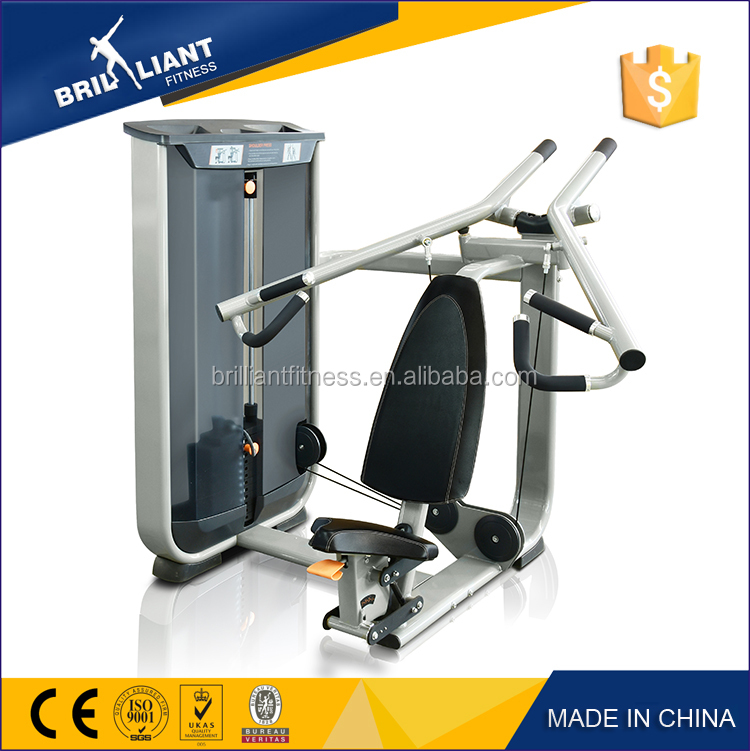 Brilliant cheap price high quality commercial elliptical fit machine treadmill seated shoulder press