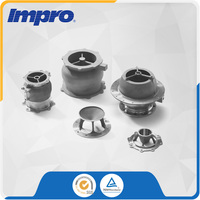 stainless steel fuel system Nadcap casting part for Aviation