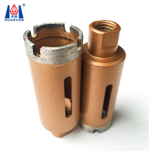 Diamond Core Drill Bit Crown Ring for Stone Drilling