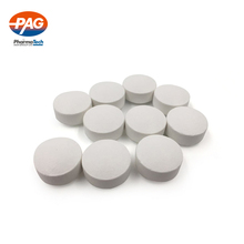Custom oem vitamin c zinc sustained release tablet with iron & effervescent