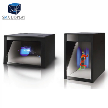 Best price new hologram projection techniques full HD plug play 3D Holographic holocube