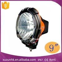 Hot sale 9inch 100w hid driving light,24 volt led driving lights for Motorcycle ,Jeep ,Trucks