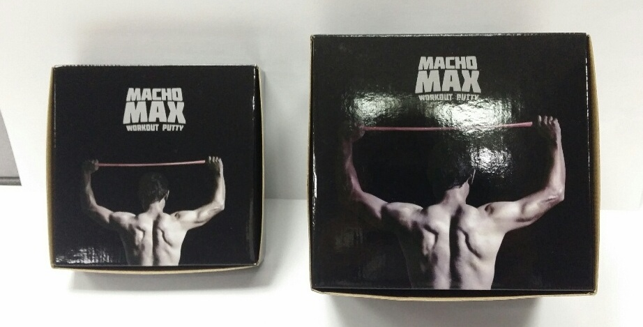 Macho Max WORK OUT PUTTY