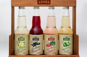 Aroha New Zealand Cuisine Menu Of Elderflower Sparkling Buy Sparkling Juice Product On