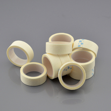 Guarantee of in time delivery round adhesive tape
