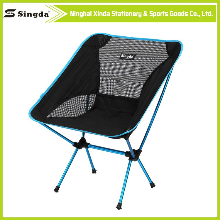 Camping Fold Up Chairs with Bag - Portable Lightweight Heavy Duty Compact - Great for Sporting Motorcycling Backpacking