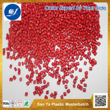 Hdpe Raw Material PP Plastic Color Master batch