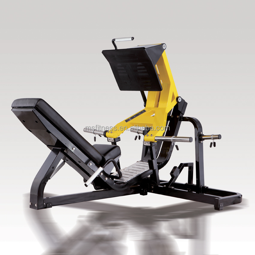 Awesome! 45 degree leg press machine for hot sale