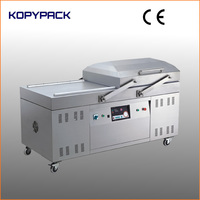 Full Automatic Double Chamber Perfect Vacuum Sealer with CE