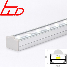 Anodized industry aluminum profiles for ceiling led lighting