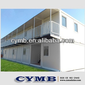 CYMB two-storey movable house