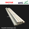 polyolefin hotmelt glue stick for electronic component fastening