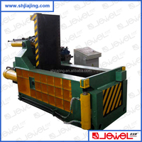 High quality scrap metal baler machine