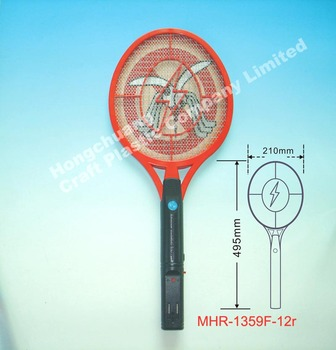 Electronic Mosquito Zapper With Flat-Pin Plug
