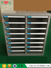 Taiwan Multi Drawer Storage With 16 Drawer For Desktop Storage A4 A5 Files TJG-A4H-216