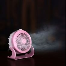 Small Hand Held Mini Usb Electric DC Cooling Table Folding Usha Rechargeable Fan