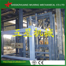 strong structure long lifetime fiber cement board production line
