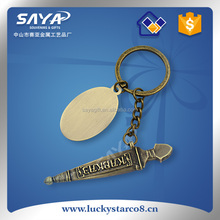 China express Customized Keychain popular products in usa