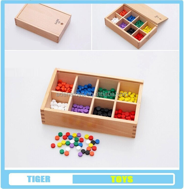 pre school professional froebel gifts wooden educational toys froebel GABE 10 Points
