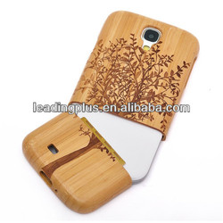 Real Wood Case For Samsung Galaxy S4 i9500