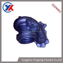 iron cast casting turbine,generator shell for auto,auto spare parts