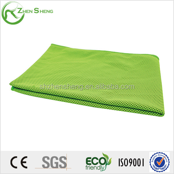 ZHENSHENG yoga towel cool double colors