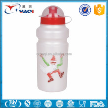 New Products plastic sport drinking bottle