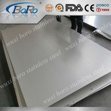 AISI ASTM 201 2B Surface Stainless Steel Metal Plate/Sheet