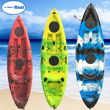 2017 hot sale cheap sit on top china sea wholesale pedals fishing kayak