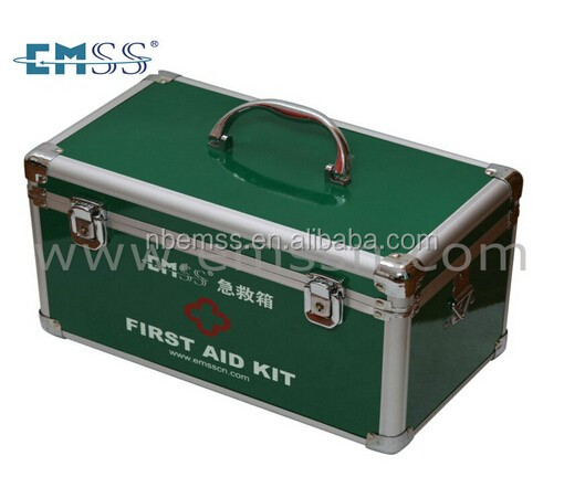 china online shopping professional aluminum first aid kit