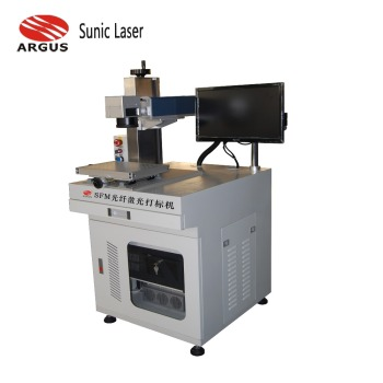 175*175mm fiber laser marking engraving machines for customized metal souvenirs and personalized cards