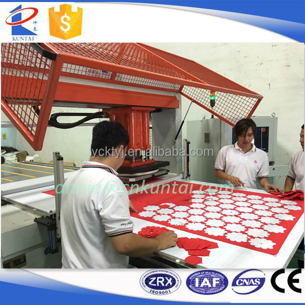 CNC High Quality EVA foam gasket cutting machine